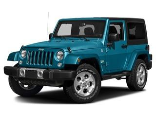 Jeep Wrangler Sahara 4x4 2017