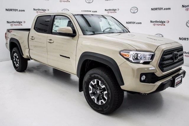Toyota Tacoma TRD Offroad 2017