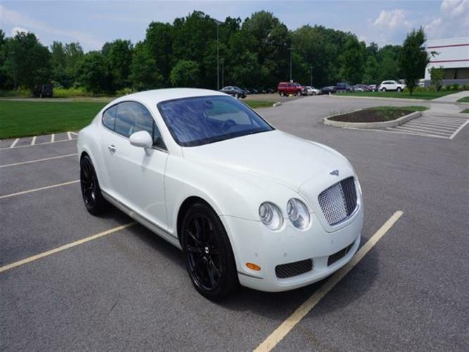 2006 Bentley W12 6.0l Twin T