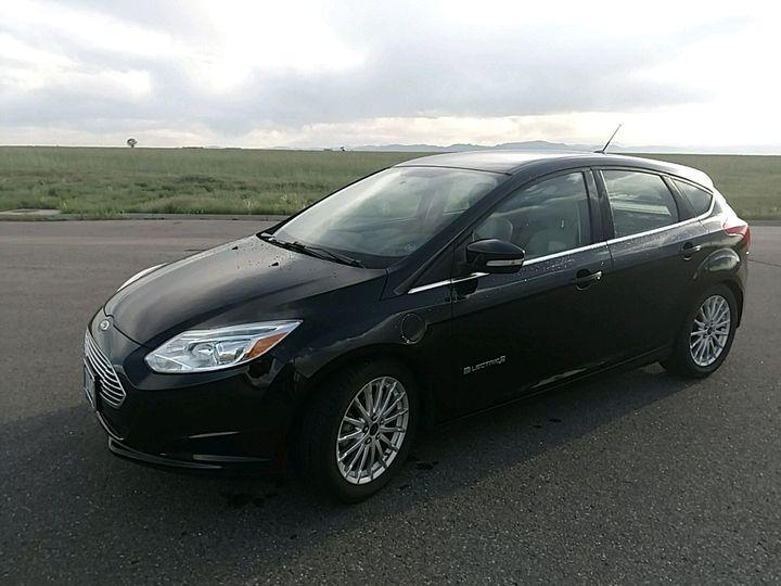 Ford Focus Electric 4D Hatchback Electric 2013