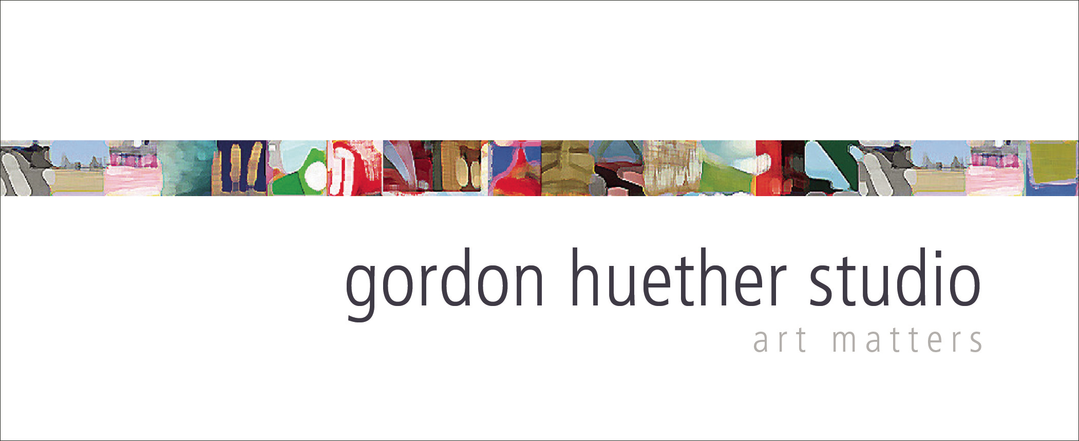 Gordon Huether Studio