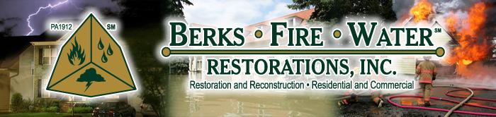 Berks Fire Water Restorations, Inc.