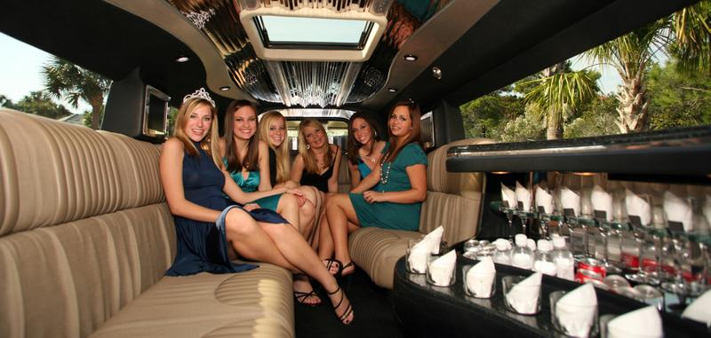 Charlotte Limousine Services, Luxury Car Service & Airport Limo Charlotte, NC