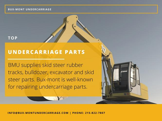 BMU avails Bulldozer, Excavator and Skid Steer parts in Chalfont