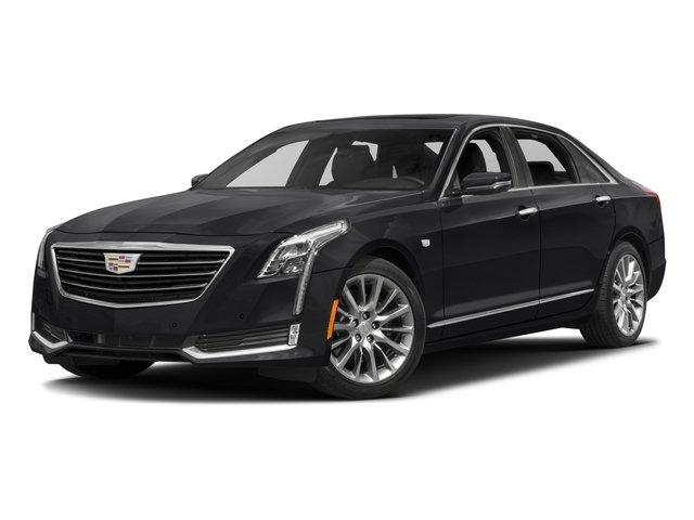 Cadillac CT6 Sedan Luxury AWD 2017