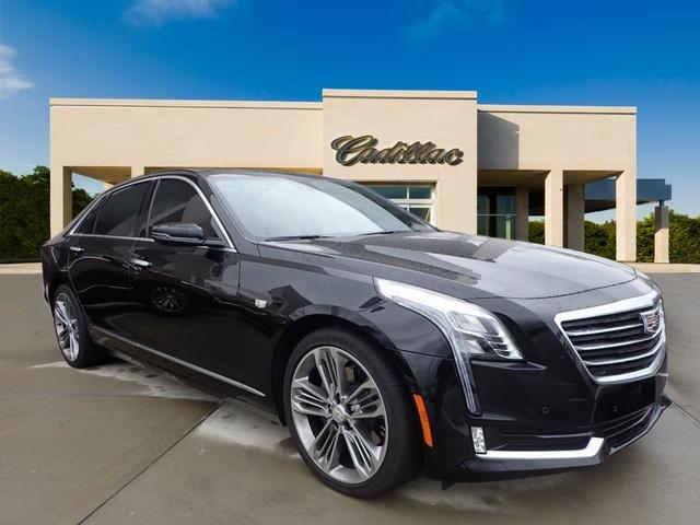 Cadillac CT6 Sedan Premium Luxury AWD 2017