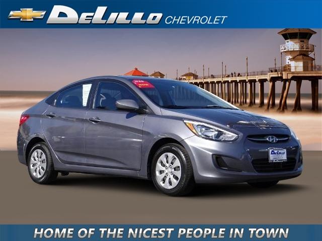 Hyundai Accent 4dr Sdn Auto GLS 2015