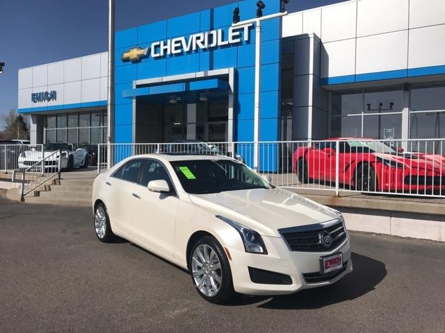 Cadillac ATS 2.0L Turbo Luxury 2014