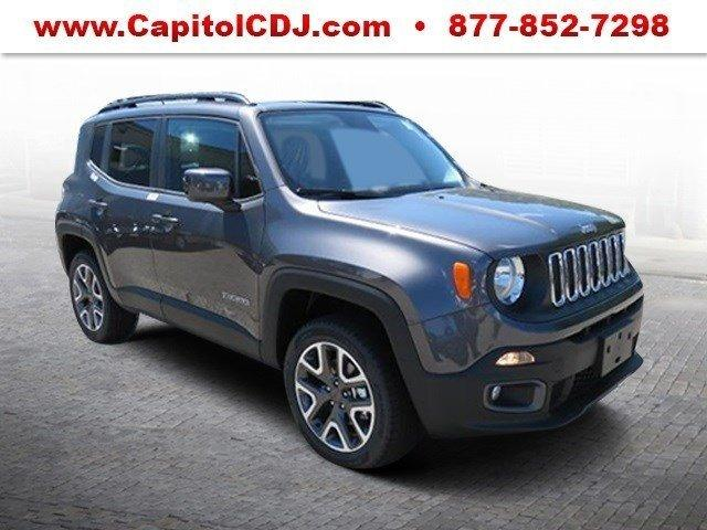 Jeep Renegade Latitude 4x4 2016