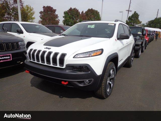 Jeep Cherokee L Plus 2017