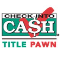 Check Into Cash Title Pawn