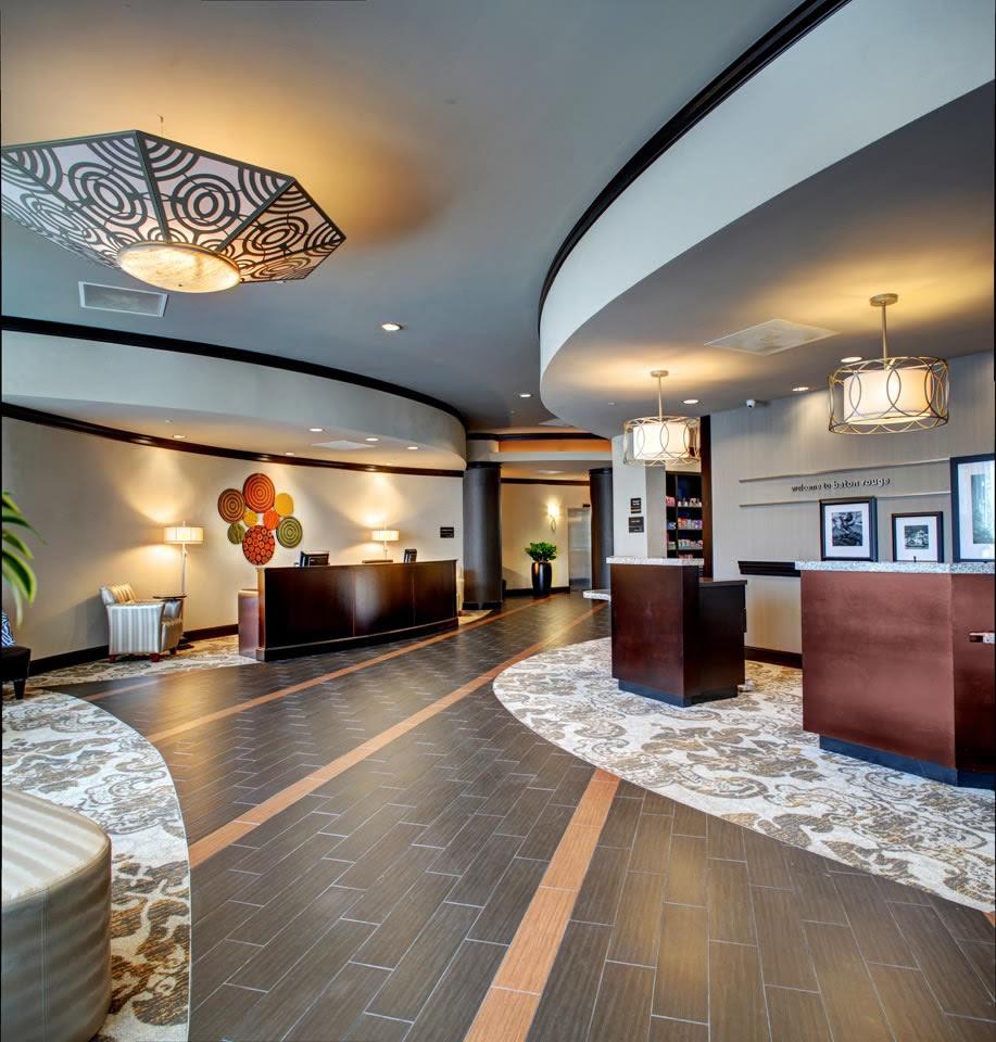 Hampton Inn & Suites Baton Rouge Downtown