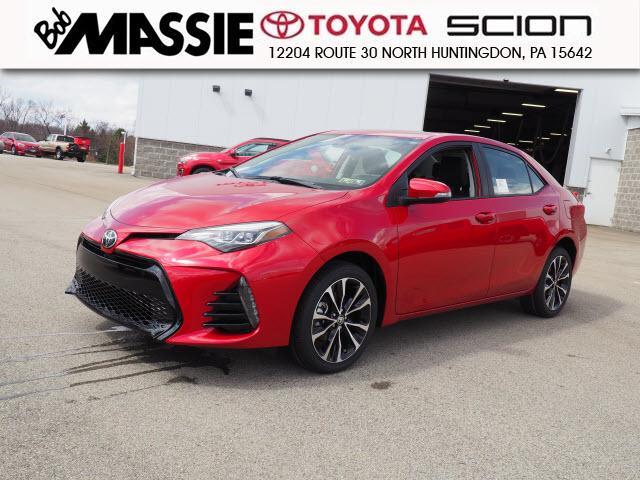 Toyota Corolla XSE 2017
