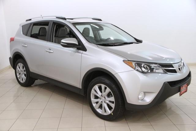 Toyota RAV4 Limited 2014