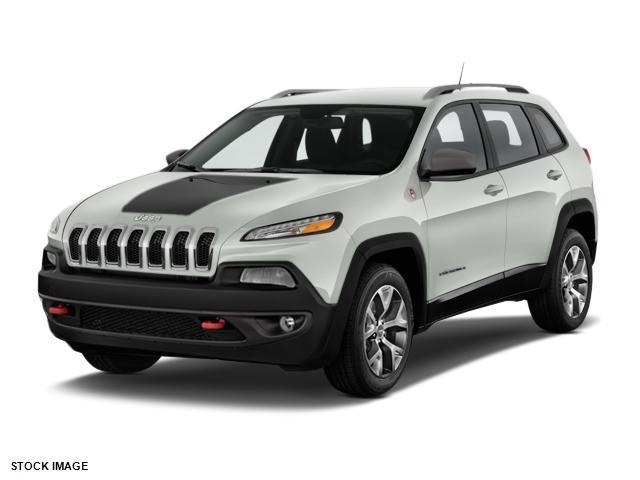 Jeep Cherokee Trailhawk 4x4 2017