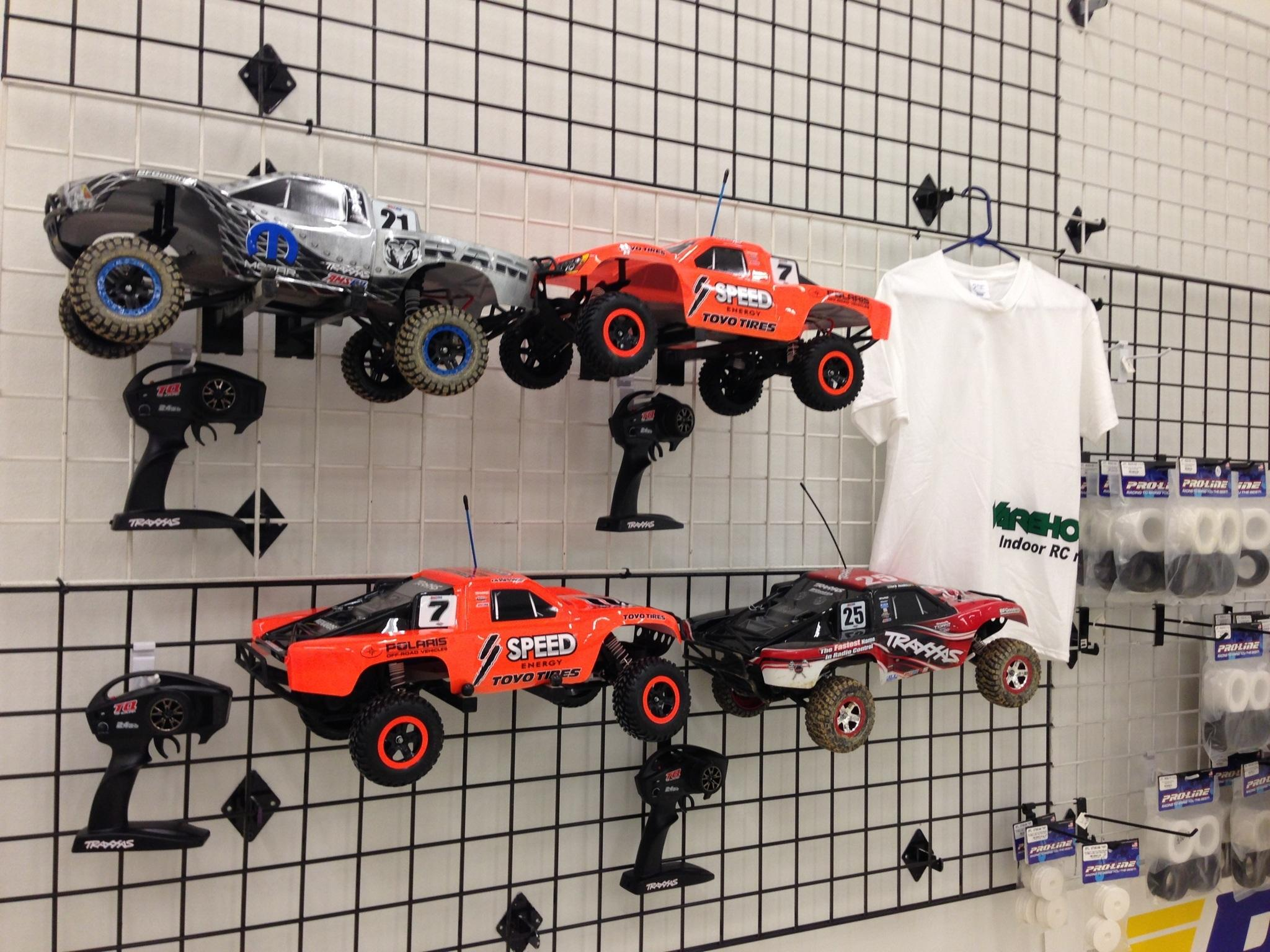 Warehouse 3 RC Racing
