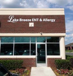 Lake Breeze ENT & Allergy,  Dr. Roy Lewis