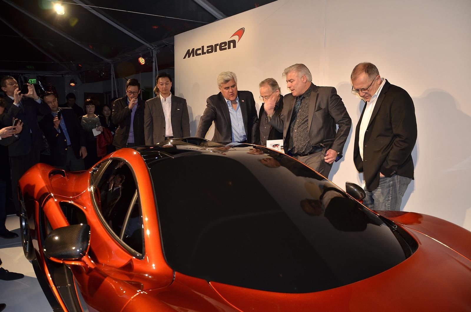McLaren Beverly Hills