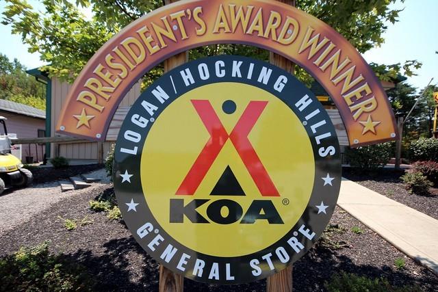 Logan / Hocking Hills KOA