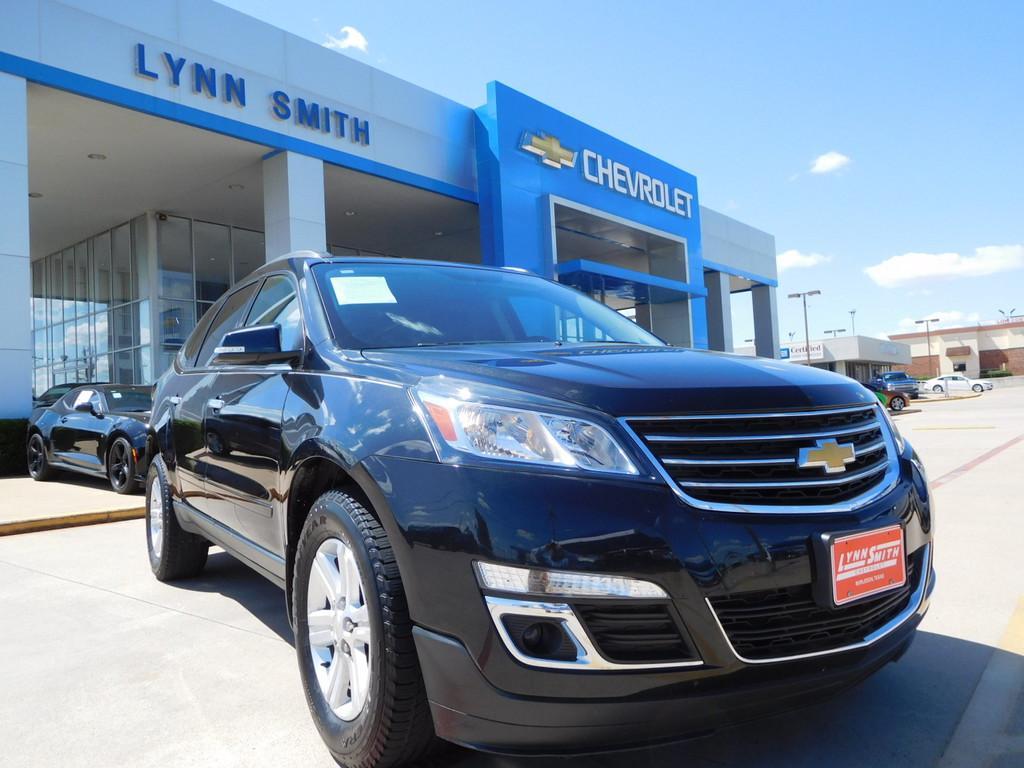 Chevrolet Traverse 2LT 2014