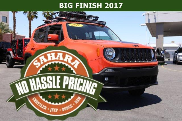 Jeep Renegade Altitude 2017