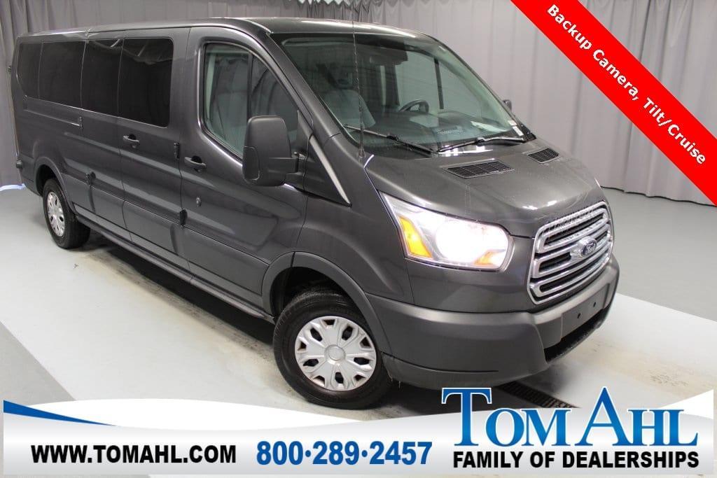 Ford Transit Wagon 12 Passenger 2017