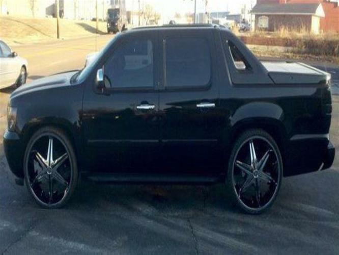 Chevrolet Avalanche 5.3