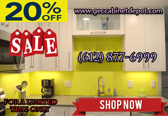 Renovate Your Kitchen with RTA Kitchen Cabinets from GEC
