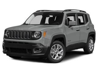 Jeep Renegade Latitude 4x4 2016