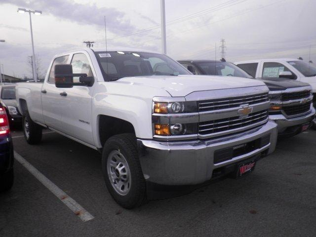 Chevrolet Silverado 3500HD Work Truck 2017