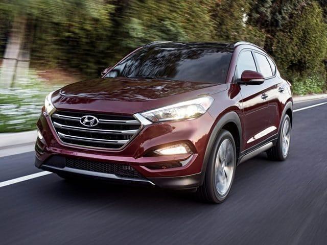 Hyundai Tucson Night w/leather 2017