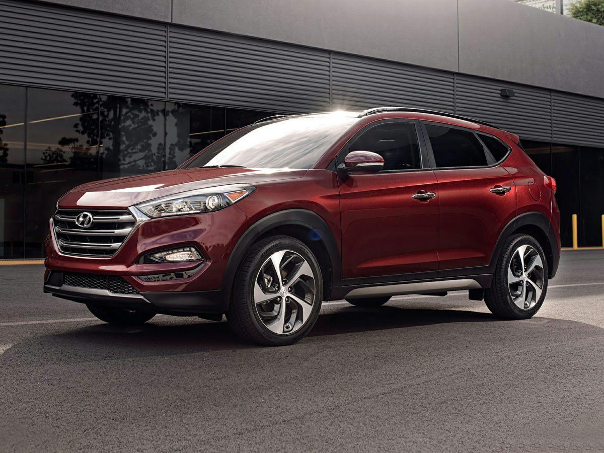 Hyundai Tucson Eco 2017
