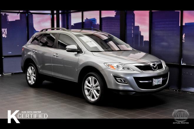 Mazda CX-9 Grand Touring 2012