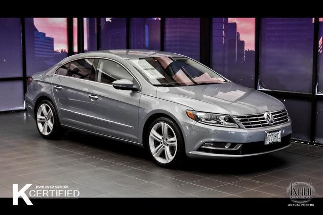 Volkswagen CC 2.0T Sport Plus 2013