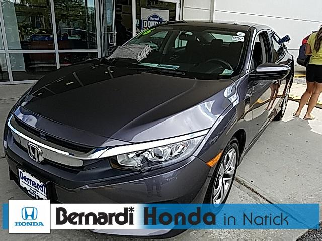 Honda Civic Sedan LX 2016