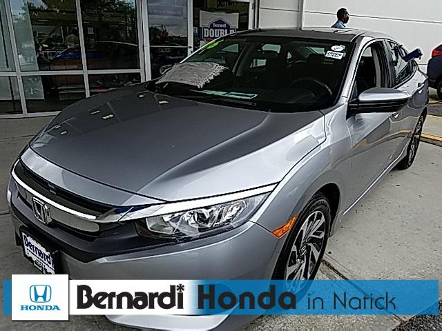 Honda Civic Sedan EX 2016