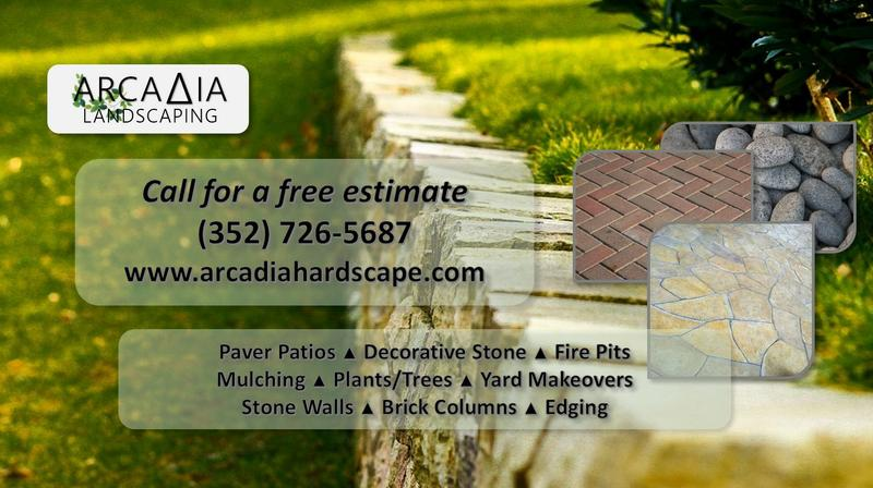 Specialized Landscaping, Paver Patios, Firepits, and more!