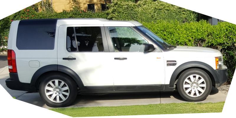 2006 Land Rover LR3---130,000 Miles