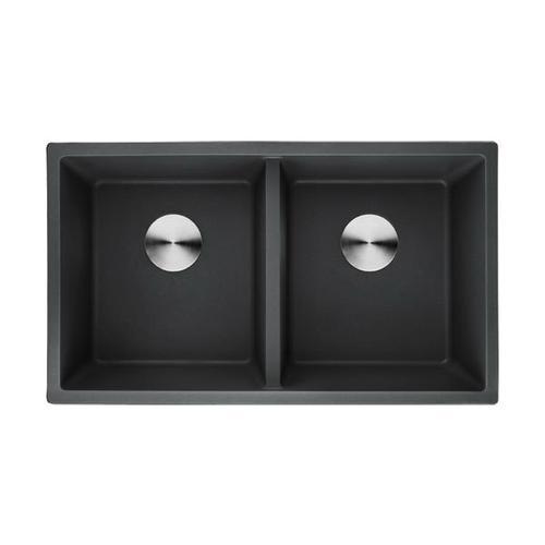 Granite Composite Sinks Double Bowl
