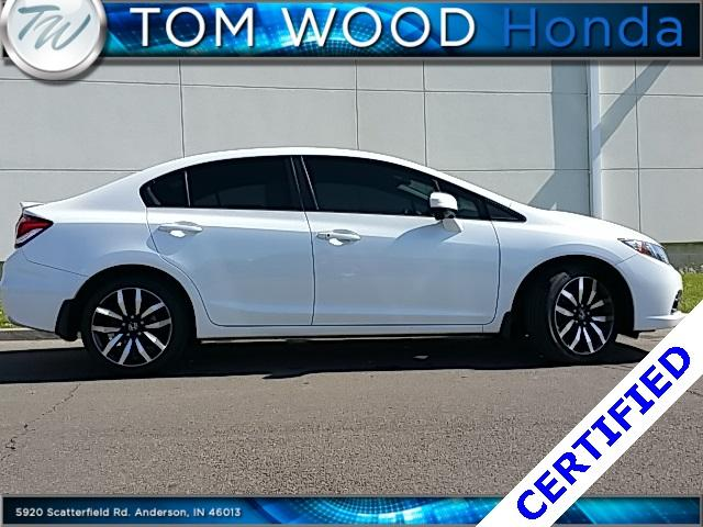 Honda Civic Sedan EX-L 2014