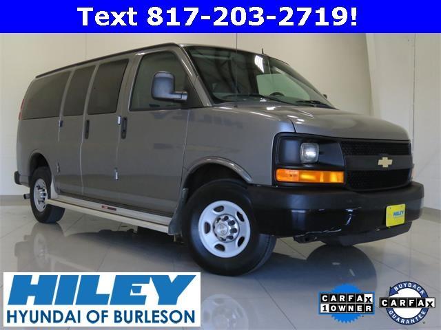 Chevrolet Express Passenger LS 2012