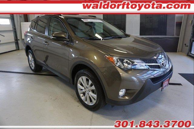 Toyota RAV4 Limited 2013