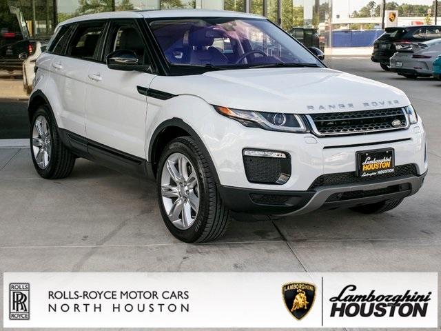 Land Rover Range Rover Evoque SE 2016