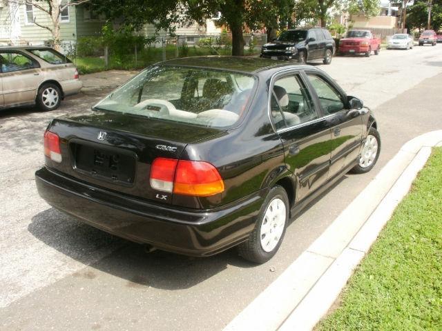 1998 Honda civic for just $750