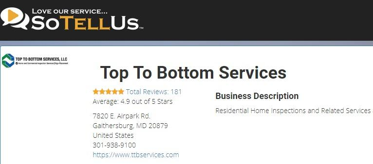 Top To Bottom Services Reviews for instant reach