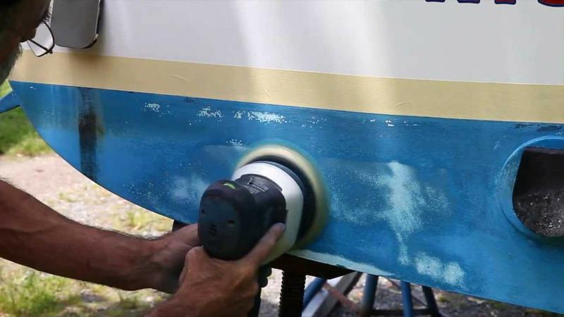 Boat Painting in Watch Hill RI | Boat Shrink Wrapping Services Mystic CT