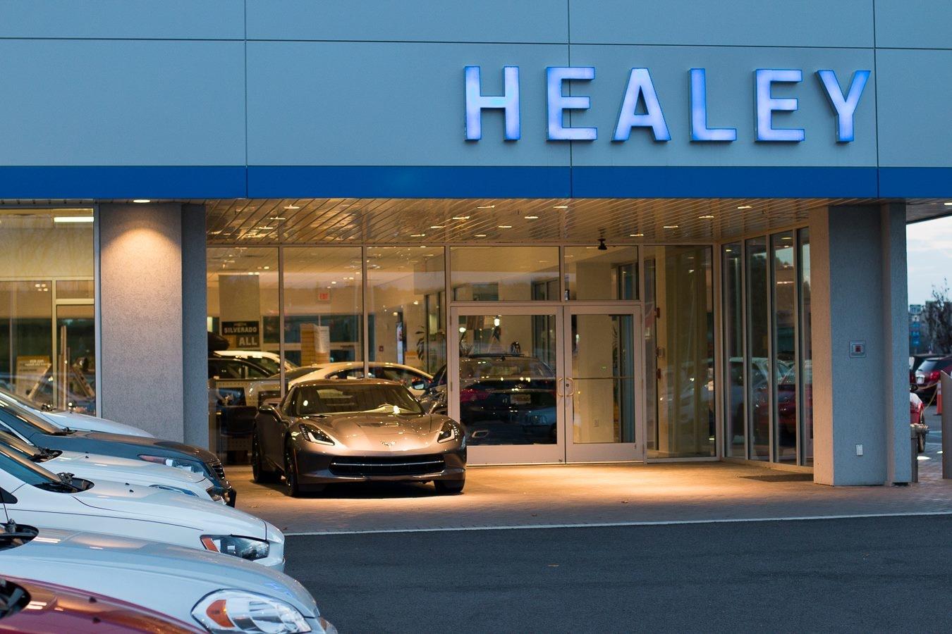 Healey Chevrolet, Buick