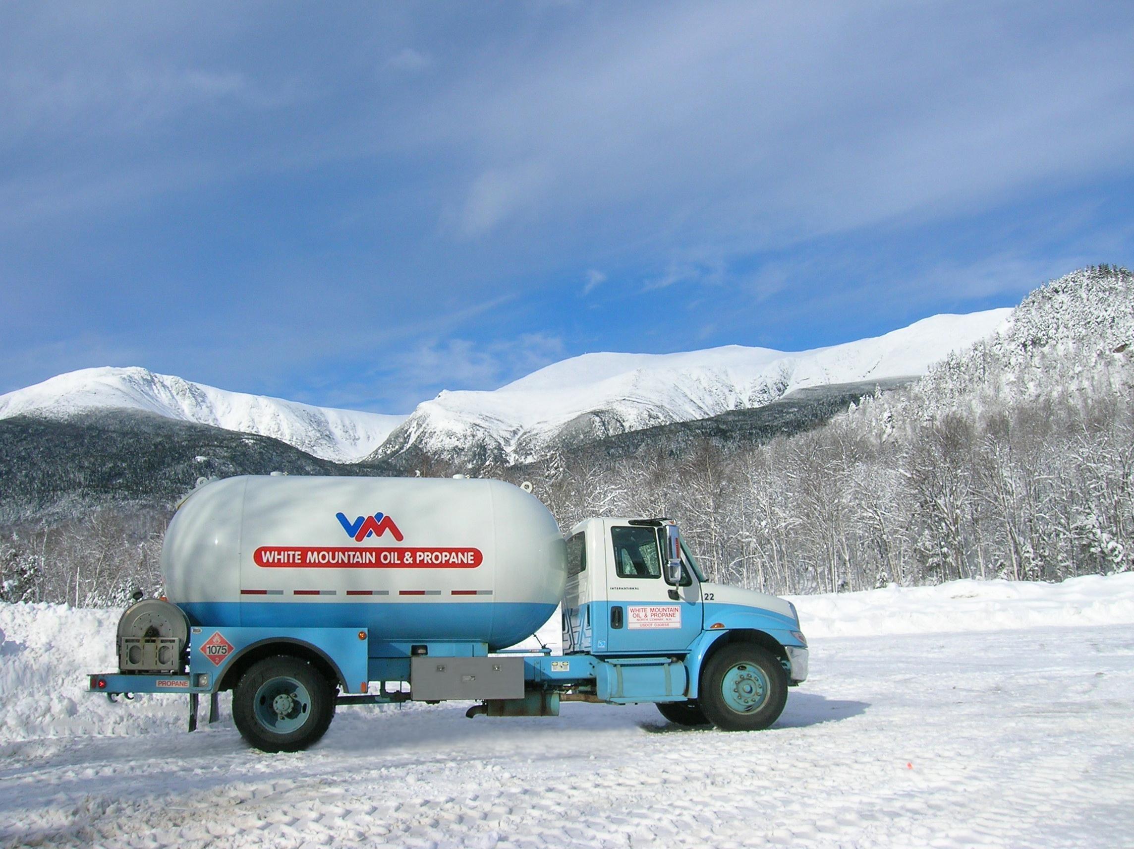 White Mountain Oil and Propane