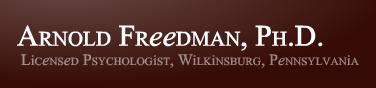 Arnold Freedman, PhD