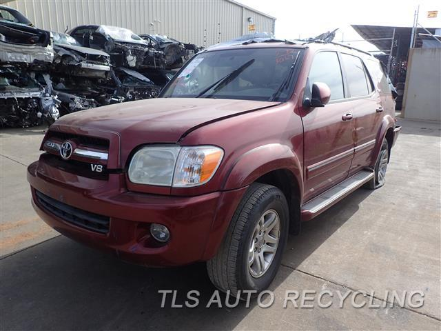 Used Parts for Toyota SEQUOIA - 2006 - 901.TO1S06 - Stock# 8304OR